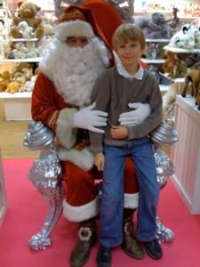 Santa Have Arrived