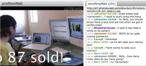 Screen Shot www.profitmoffatt.tv